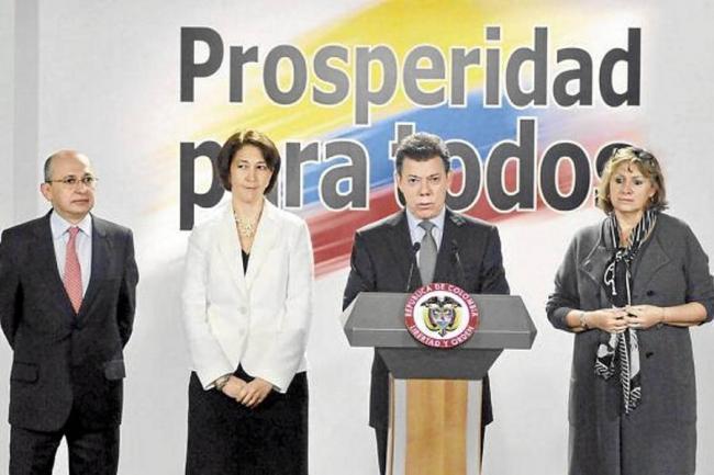 Presidencia/ VANGUARDIA LIBERAL