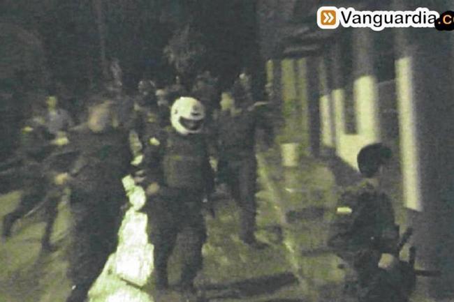 Imagen tomada del video/VANGUARDIA LIBERAL