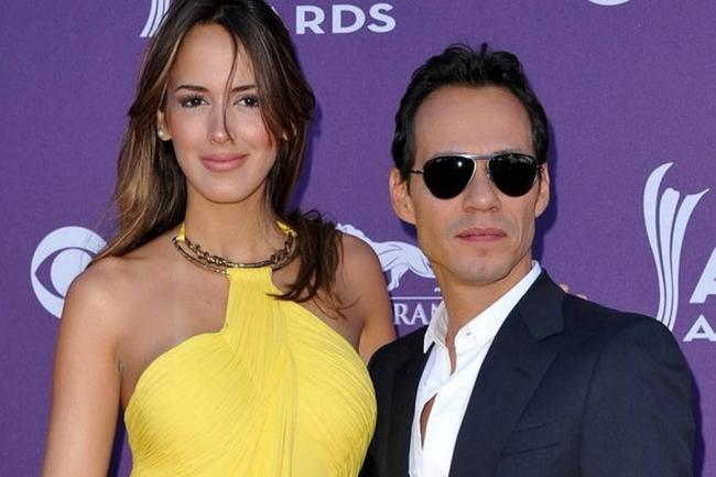 Marc anthony dating who