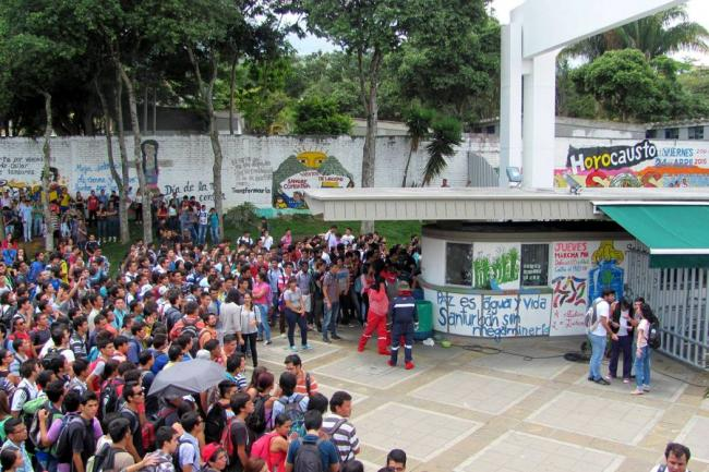 Foto: Tomada de Prensa Estudiantil / VANGUARDIA LIBERAL
