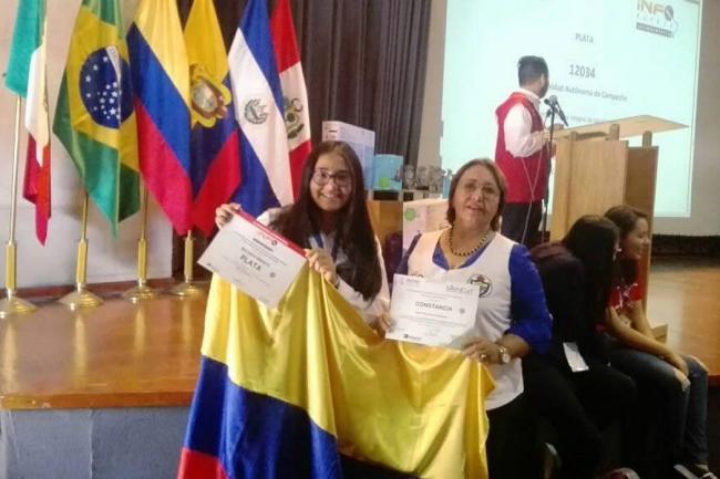 Suministrada por Rosa Arias /VANGUARDIA LIBERAL