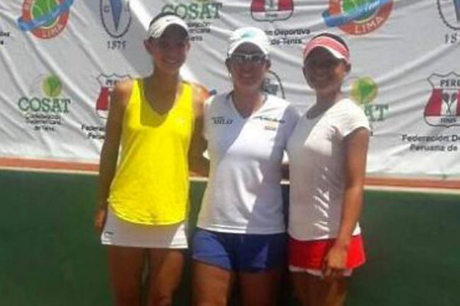 Suministrada Federación Colombiana de Tenis / VANGUARDIA LIBERAL