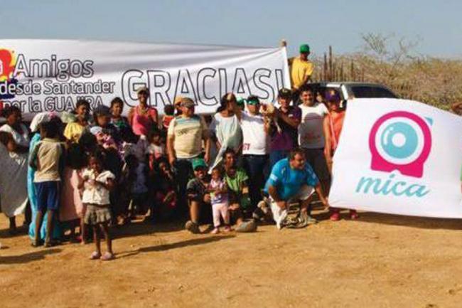 Foto: Suministrada Fundación Mica / VANGUARDIA LIBERAL