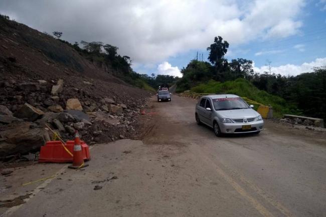 Suministrada Ruta del Cacao/ VANGUARDIA LIBERAL
