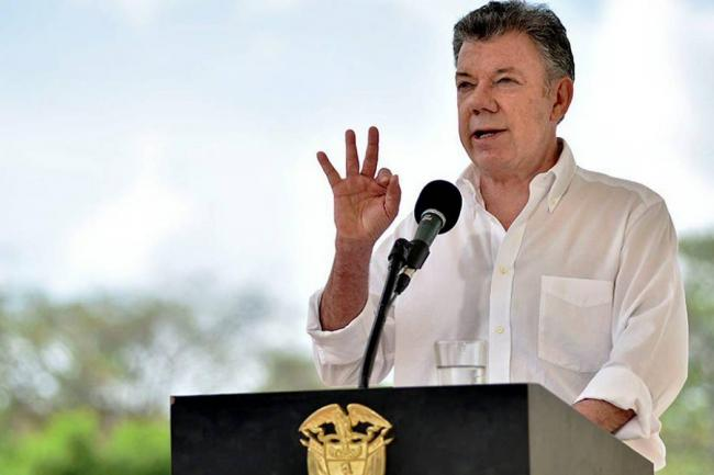Tomada de Twitter Juan Manuel Santos/VANGUARDIA LIBERAL