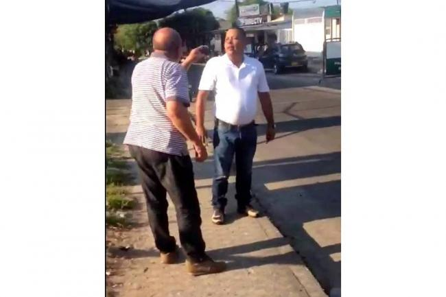 Foto tomada de video/VANGUARDIA LIBERAL