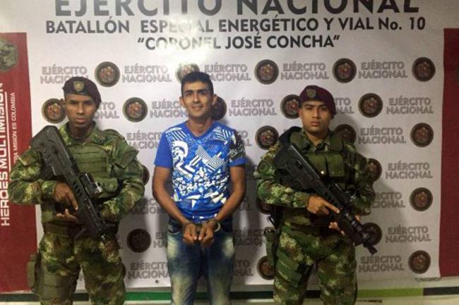 Tomada de El Colombiano - Cortesía Ejército Nacional / VANGUARDIA LIBERAL