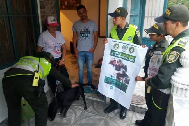 Cortesía Policía Ambiental Barbosa /VANGUARDIA LIBERAL