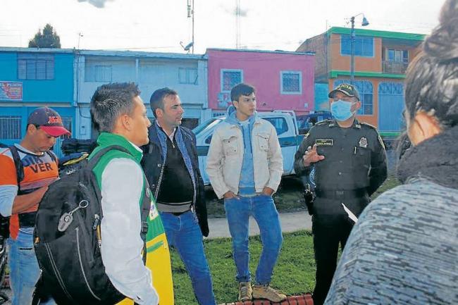 Suministrada: Alcaldía de El Peñón / VANGUARDIA LIBERAL