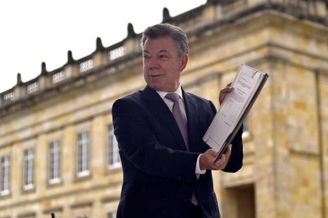Foto: Efraín Herrera Presidencia de la República