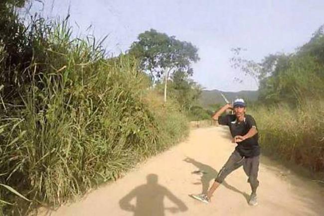 Tomada del video de Ciclopingos/ VANGUARDIA LIBERAL