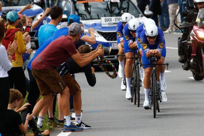 Tomada de UCI Road World  / VANGUARDIA LIBERAL