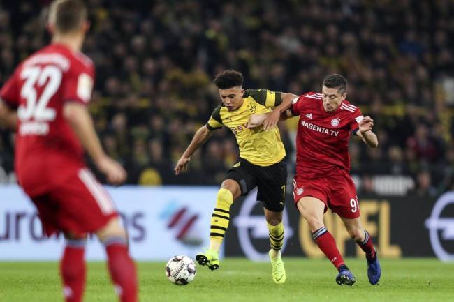 Borussia Dortmund se lleva el clásico ante el Bayern