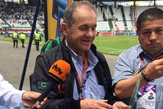 Murió Javier Giraldo Neira, reconocido periodista deportivo