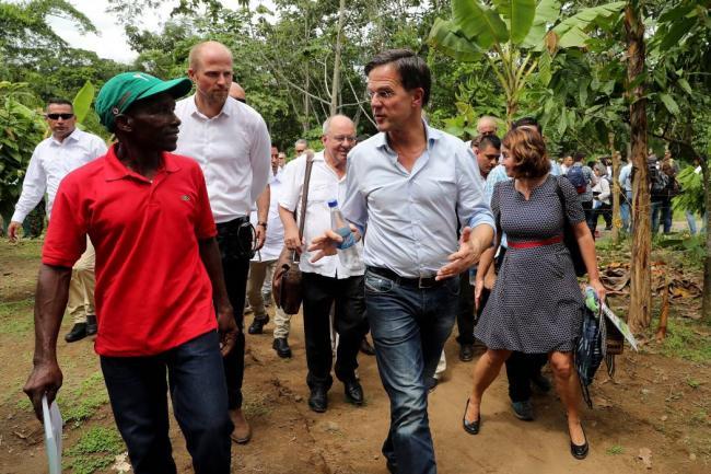 Holanda destinará 4 millones de euros para ayudar al éxodo venezolano