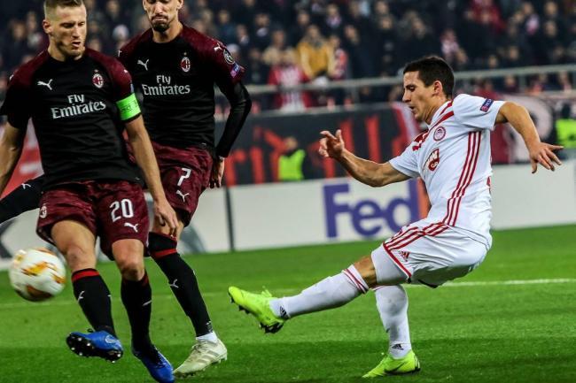 Eliminación del Milan en la Fase de Grupos de la Europa League