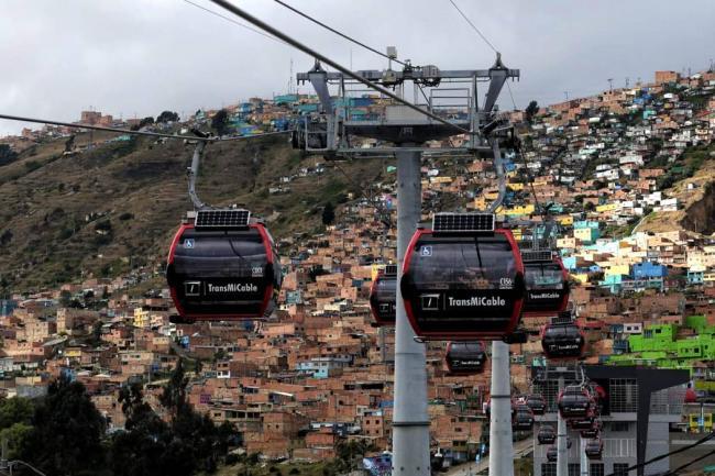 El TransMiCable de Ciudad Bolívar es una realidad
