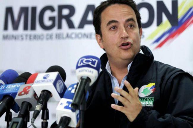 Colombia expulsa a venezolano cercano a misión diplomática