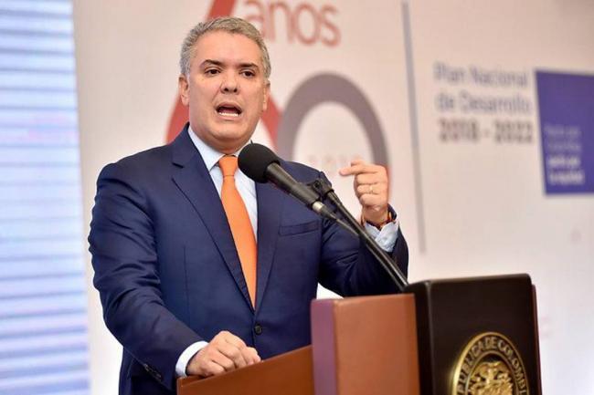 Colombia rechaza otra vez