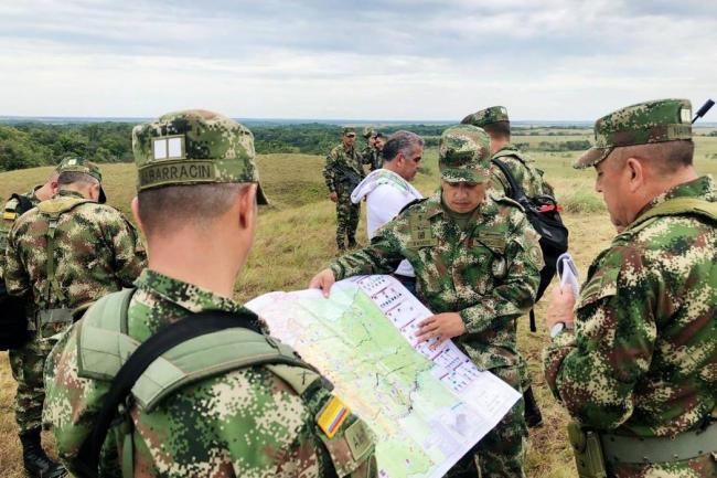 Ejército confirma la masacre de seis personas en Mapiripán, Meta