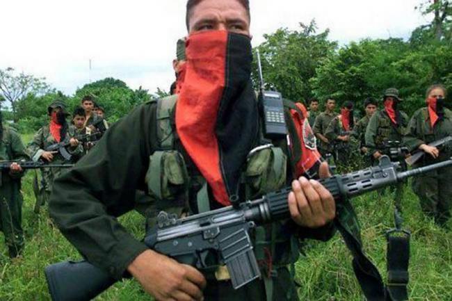 Colombia pide a Venezuela hacer efectiva circular roja contra Eln