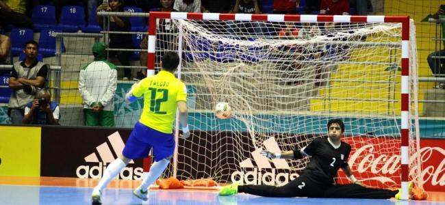 Resultado de imagen para penales en futsal
