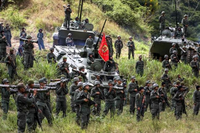 Ministro de defensa rechaza sanciones financieras de EE.UU — Venezuela