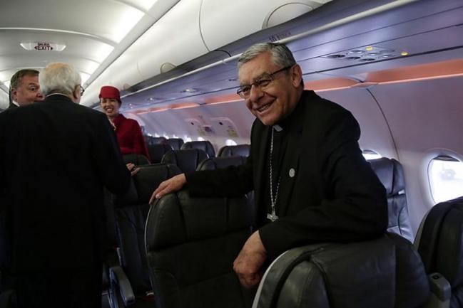 Avianca presenta flota para el Viaje de Esperanza