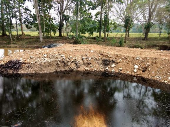 Derrame de petróleo en Santander lo ocasionó presión en el pozo: Minambiente