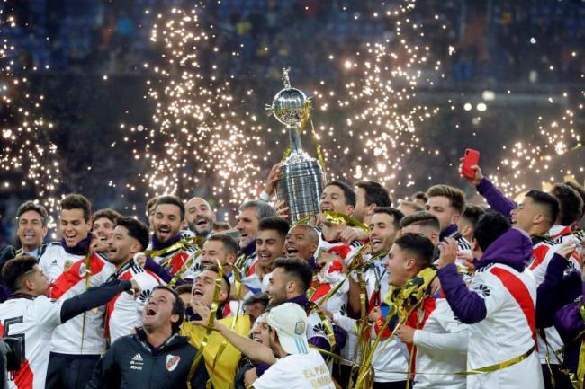 Las mejores imágenes de la final de la Copa Libertadores