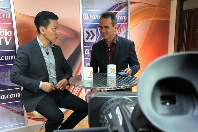 Café en la redacción: Así fue la entrevista con Yokoi Kenji