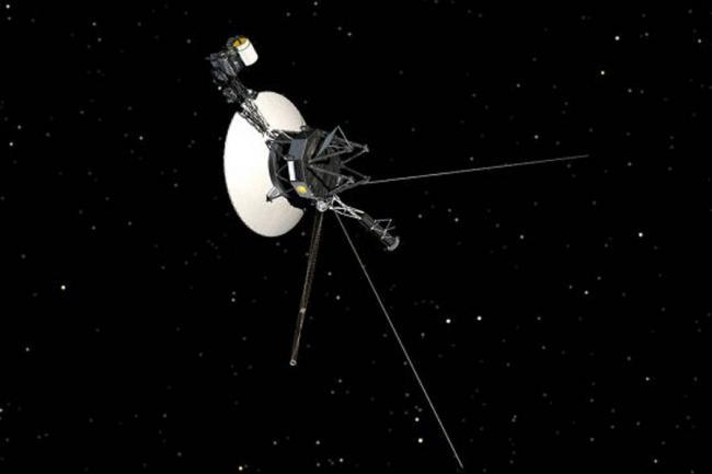 La nave Voyager 2 salió del Sistema Solar y entró en el medio interestelar