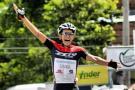 Santandereano Jonathan Millán ganó la penúltima etapa de la Vuelta a Colombia