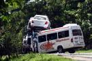Policía confirma 11 muertos en accidente de tránsito en Santander