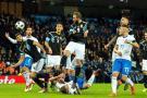 Una Argentina inerte sin Messi venció 2-0 a Italia