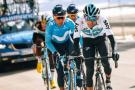 Égan y Nairo continúan en el podio de la Vuelta Cataluña