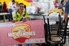 137 familias de Bucaramanga reciben insumos para conformar sus propios negocios