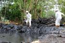 Las cifras de la emergencia ambiental por derrame de crudo en Santander