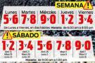 Pico y Placa regresó a Bucaramanga con nueva rotación de dígitos