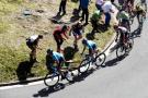 Quintana y Urán continúan en el top 10 de Vuelta al País Vasco