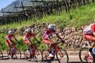 Sosa perdió el liderato del Tour de los Alpes tras caída