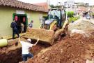 Insistencia comunitaria hizo posible el cambio de redes en Barroblanco