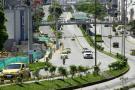 Otro panorama urbano se vivió con el Día sin carro en el área