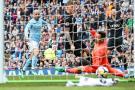 El Manchester City goleó 5-0 al Swansea