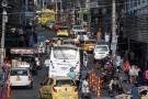 Estos son los sitios de mayor accidentalidad de los peatones de Bucaramanga