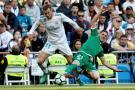 El Real Madrid venció 2-1 al Leganés en Liga de España