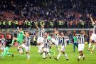 Gol del colombiano Cuadrado fue clave en el triunfo de la Juventus 2-3 ante Inter