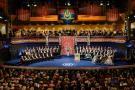 Academia Sueca aplaza la entrega del Nobel de Literatura un año
