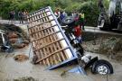 ¿Piensa viajar? Este es el reporte de vías afectadas por las lluvias en Santander