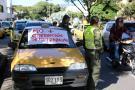 'Calvario' de los taxis municipales de Bucaramanga está cerca de llegar a su final